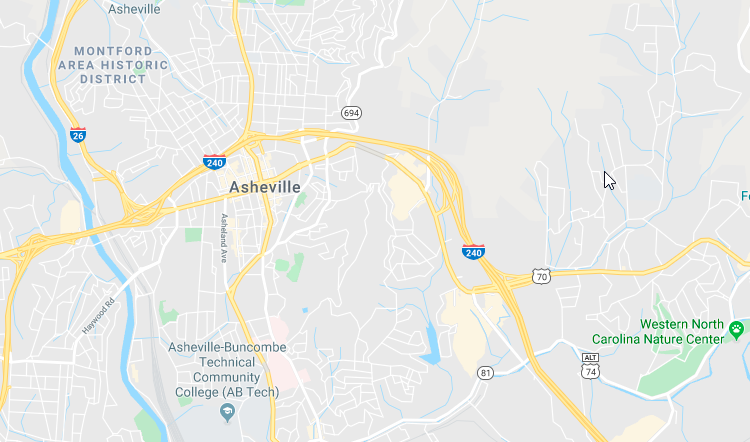 biohazardous waste removal Asheville Area North Carolina