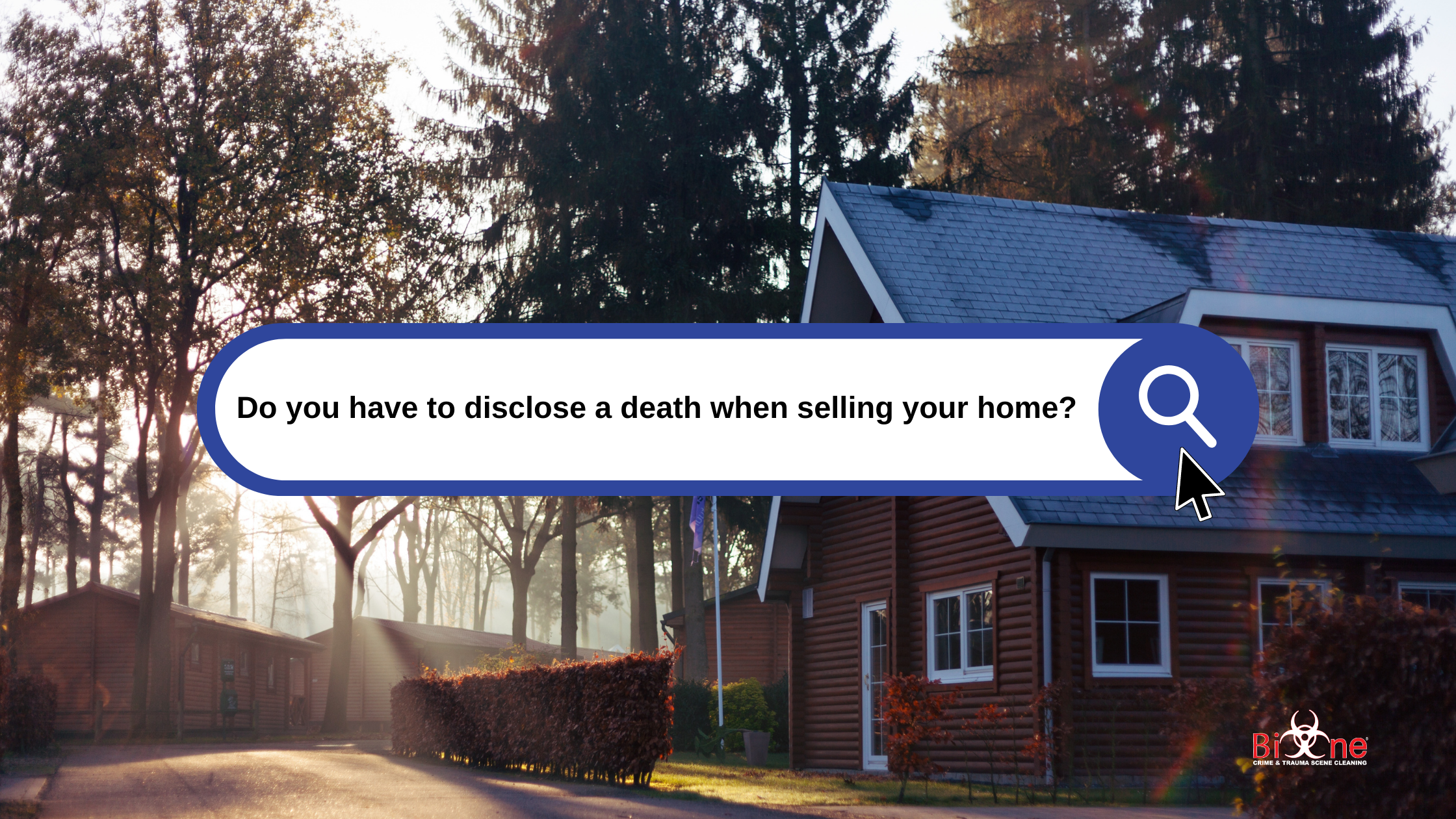 In North Carolina, Do you Have to Disclose a Death When Selling Your Home?